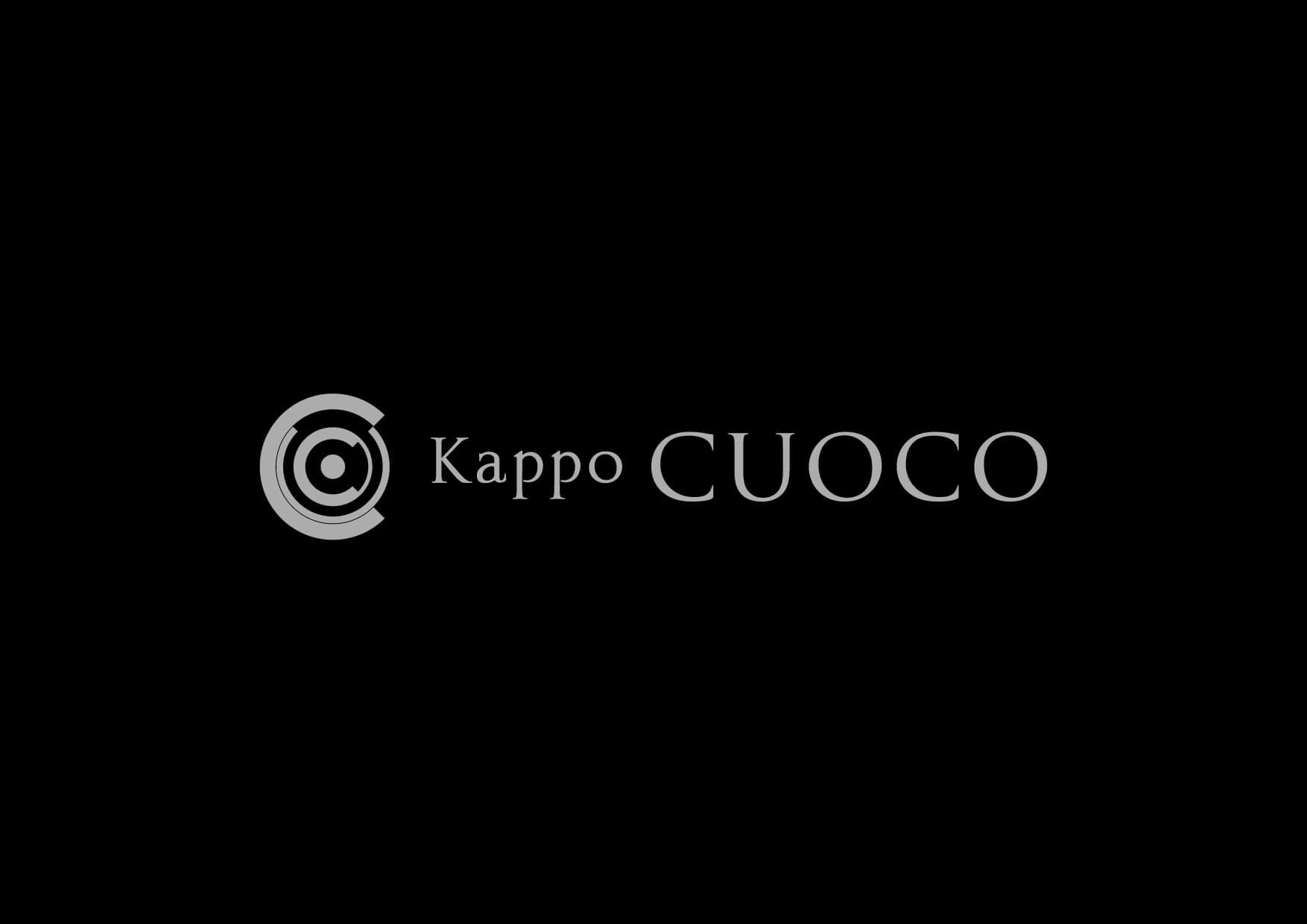 Kappo cuoco様 ロゴマークデザイン